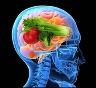 Nutrients for brain health.