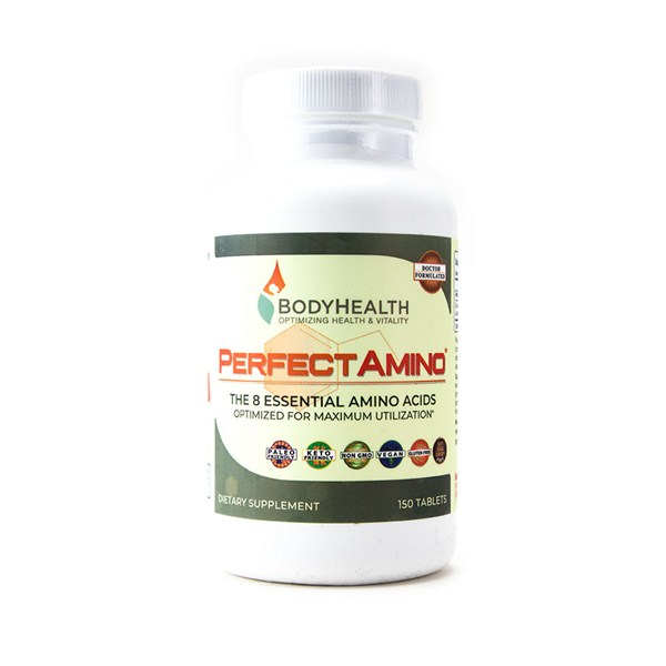 body health perfect amino supplements