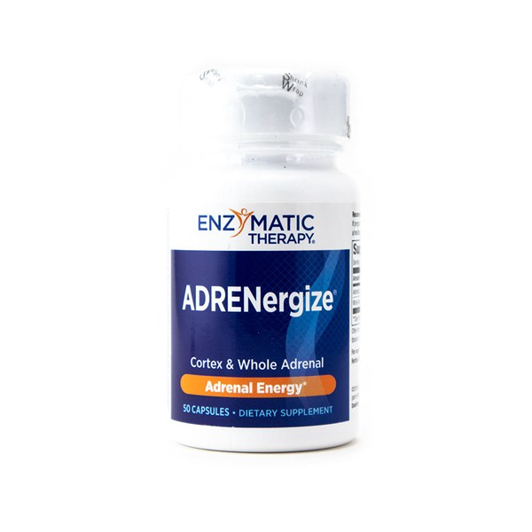 Enzymatic - ADRENergize Front