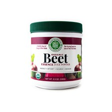 Green Foods - Organic Beet Essence Juice Powder Front