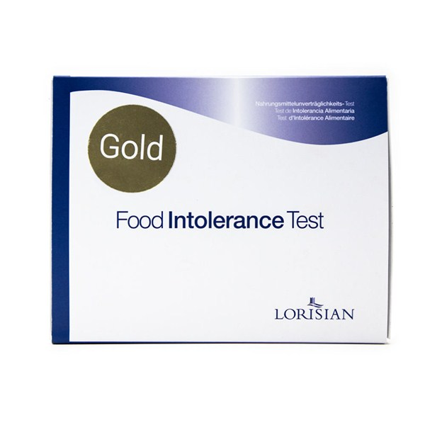 Lorisian - Food Intolerance Test - Gold Front