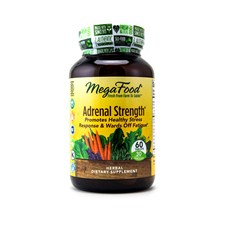 MegaFood Adrenal Strength Front