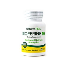 Nature's Plus - Bioperine 10 Front