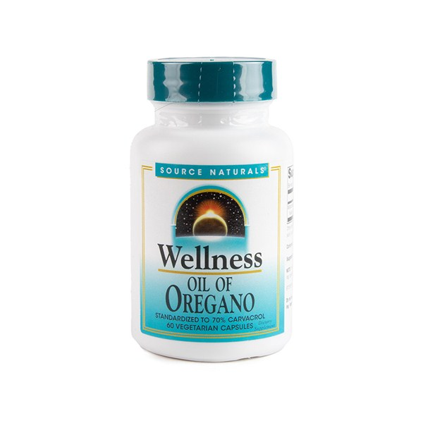 oil of oregano source naturals