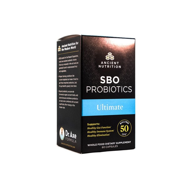 Ancient Nutrition - SBO Probiotics