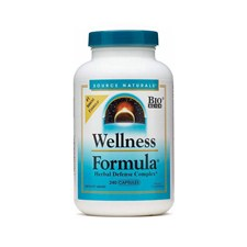 Source Naturals - Wellness Formula