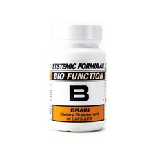 Systemic Formulas Bio Function B - Front