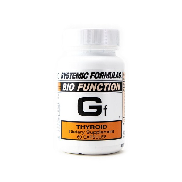 Systemic Formulas Bio Function Gf - Front