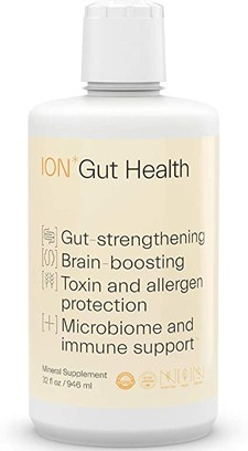 Ion Gut Health Front